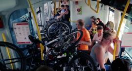 Po Podlasiu w okresie wakacyjnym pociągi jeżdżą zapchane pod korek