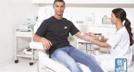 Oddaj krew w Białymstoku. Bądź jak Ronaldo!
