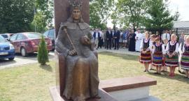 W Mielniku odsłonięto pomnik króla Aleksandra Jagiellończyka