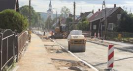 Zabytkowa ulica w Supraślu po remoncie nadal będzie zabytkowa