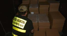 """""""Lewe"""" papierosy warte ponad ćwierć miliona przechwycone na granicy"""