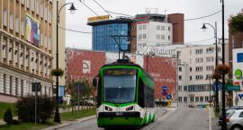 Przegubowce zamiast tramwajów