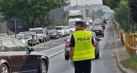 W weekend policjanci czuwali na bezpieczeństwem turystów zmierzających na Mazury