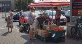 W naszym regionie taniej kupimy warzywa i owoce