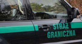 Straż Graniczna zatrzymała pijanego kierowcę. Ledwie siedział, a kierował