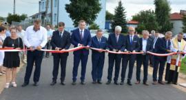 Nowa droga w powiecie wysokomazowieckim już otwarta