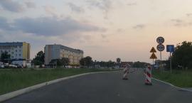 Wrocławska wreszcie przejezdna. Parafianie mogą dojechać do kościoła