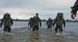 Terytorialsi szkoli się z ratownictwa wodnego na zalewie dojlidzkim