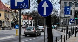 Kierowcy powinni omijać skrzyżowanie Sienkiewicza z Rynkiem Kościuszki