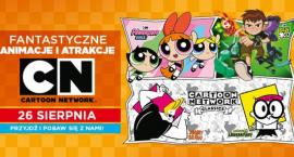 Atrium Biała zaprasza na Cartoon Network Show
