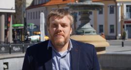 Podlaski objazd Zandberga. Lider Razem przedstawiał program i jedynki na listy wyborcze
