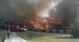 Studzianki znów stanęły w ogniu