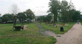 Plac zabaw w Parku Antoniuk powinien być bardziej atrakcyjny