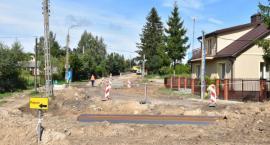 Zambrów za grube miliony przebudowuje ulicę Polową