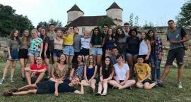 Francuskie opactwo odnowione dzięki białostockim uczniom