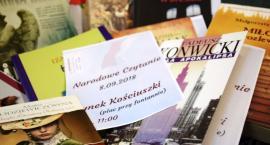 Książnica rozdała książki. Będzie co poczytać we wrześniu