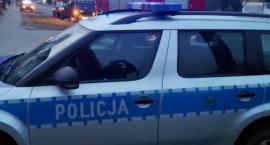Poszukiwany przez policję wpadł podczas kontroli drogowej