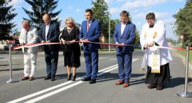 Politycy otwierają nowo wybudowane drogi. W Łomży też