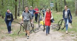 Sobotni czyn społeczny w Lesie Turczyńskim