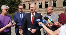 Jacek Żalek: Białystok powinien zadbać o repatriantów