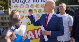 Nie mrzonki a konkrety - Białystok przyjazny seniorom według Arłukowicza