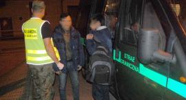 Grupa Wietnamczyków nielegalnie wjechała do Polski