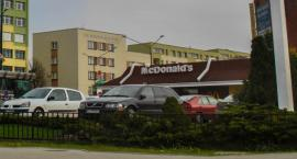 Wyobrażacie sobie, że tu nie będzie McDonalda?