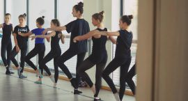 W Białymstoku powstała Niepubliczna Szkoła Sztuki Tańca. Będzie kształcić zawodowych tancerzy
