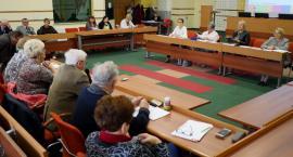 Rada Seniorów omawiała ważne sprawy z marszałkiem
