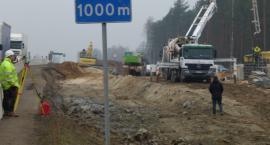 Podczas budowy drogi znaleziono ludzkie szczątki
