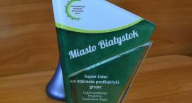 Za zwalczanie grypy Białystok dostał nagrodę
