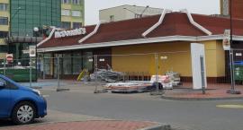McDonald na Wyszyńskiego przechodzi gruntowny remont