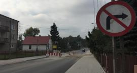 Po centrum Choroszczy objazdami