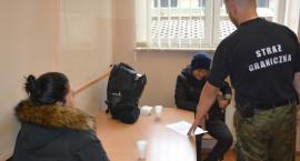 Ukrainiec próbował nielegalnie przewieźć migrantów przez polską granicę