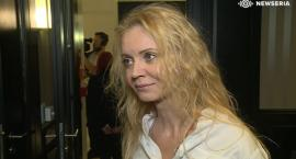 Aktorka Olga Borys pokochała wypoczynek na Podlasiu