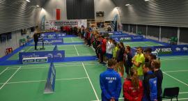 Do Białegostoku zjechali najlepsi badmintoniści z całej Polski