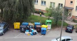W wyniku nowej rewolucji śmieciowej śmieci walają się gdzie popadnie