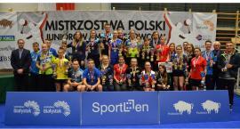 Mistrzostwa w badmintonie zakończone. Puchary trafiły do najlepszych