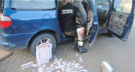 Fordem jechały nielegalne papierosy warte prawie 50 tys. złotych