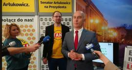 W Białymstoku będzie druga tura wyborów. Czy ze sobą zmierzy się dwóch Tadeuszów?