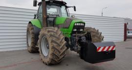 Koja zaskoczy traktorzystów