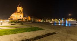 Przed świętem niepodległości udało się odnowić Rynek 11 Listopada w Choroszczy