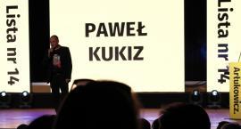 Paweł Kukiz otworzy swoje biuro poselskie w Białymstoku