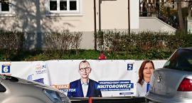 Z ulic znikają powoli pierwsze plakaty i bannery wyborcze