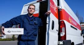 Poczta Polska na Podlasiu szuka kierowców i pracowników sortowni