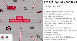 Gmina Choroszcz zaprasza studentów na staż w placówkach kultury