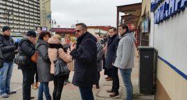 Kupcy z Centrum Handlowego Park zyskali wsparcie radnych w walce o swoje miejsca pracy