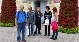 Białystok gości rodzinę Mordechaja Tenenbauma