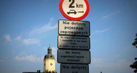 Jak nie fotoradary to nowe znaki drogowe