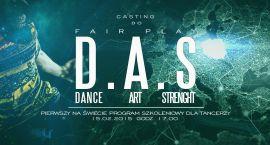Casting do Fair Play D.A.S już za kilka dni!